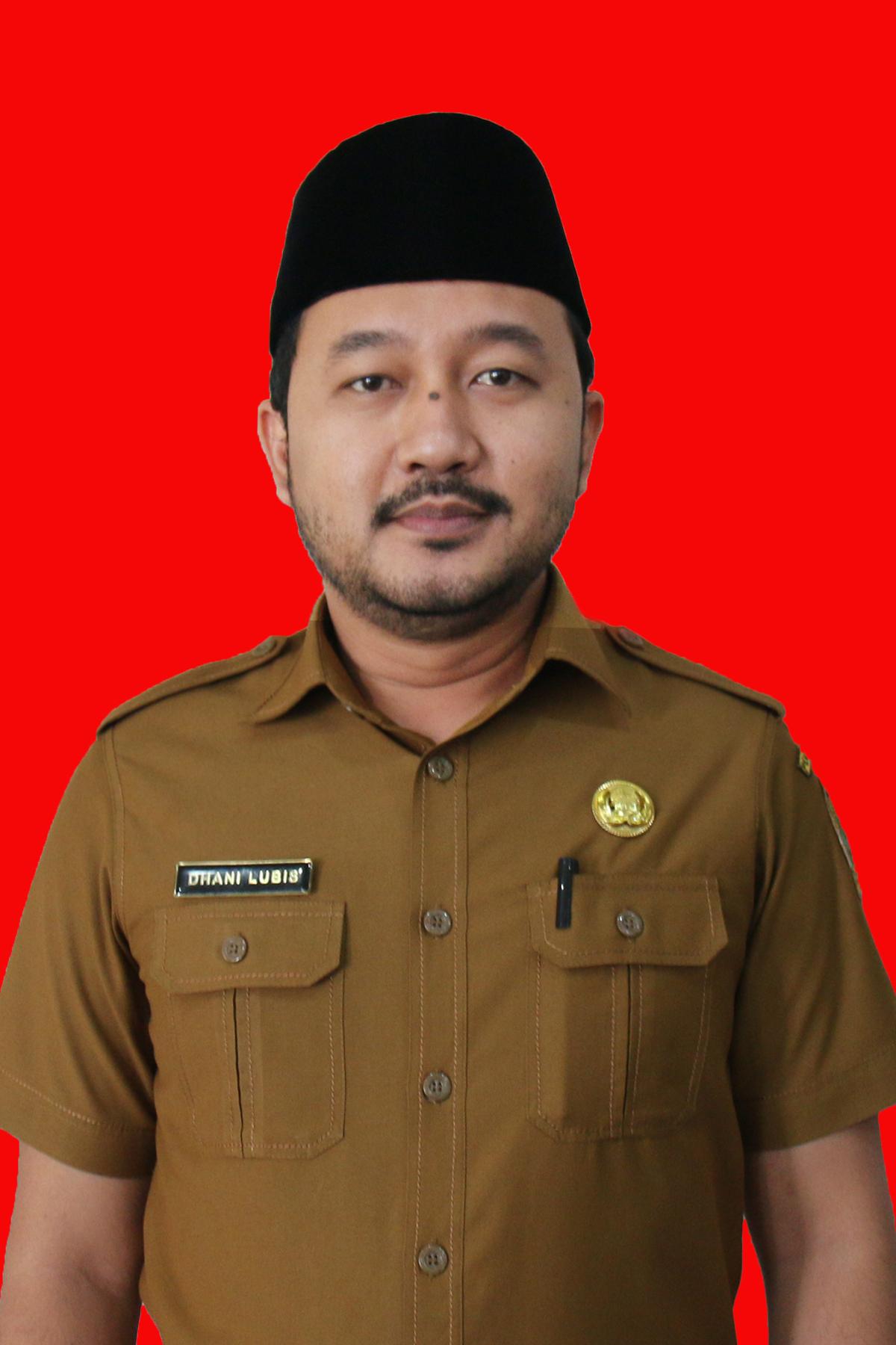 M. Yuswin Ramadhan Lubis,SH,M.SP