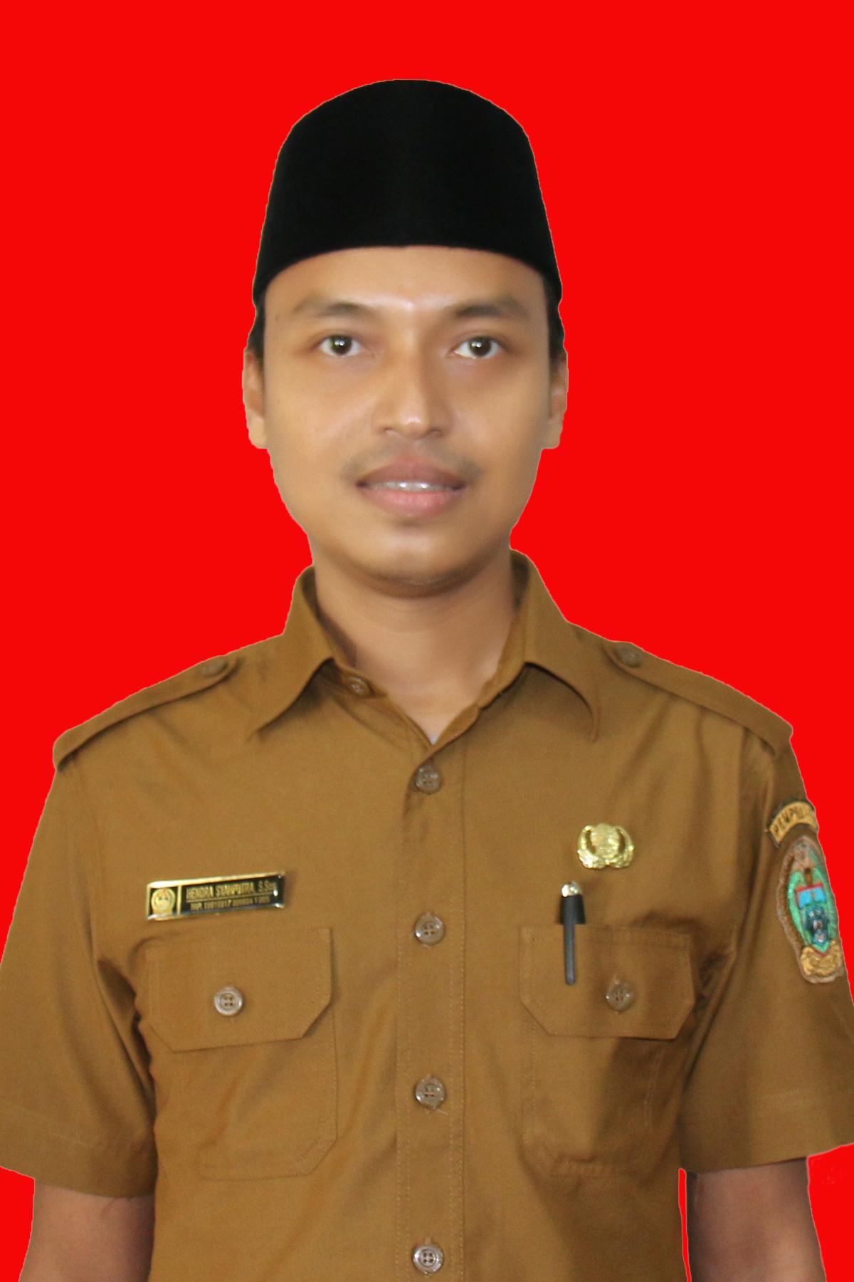 Hendra Syahputra, S. Sos