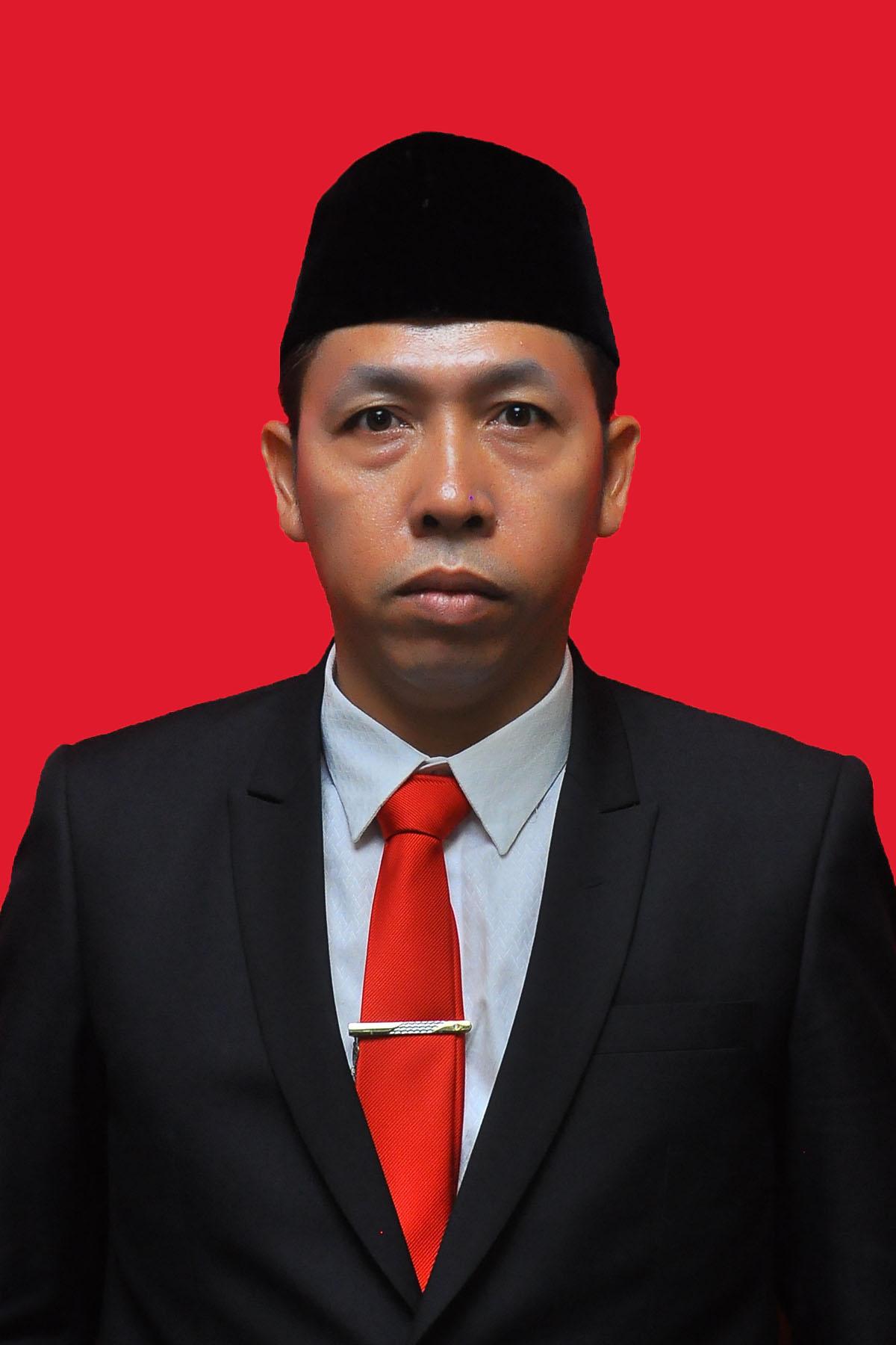 Dr. JONIUS TP. HUTABARAT, S.Si, M.Si