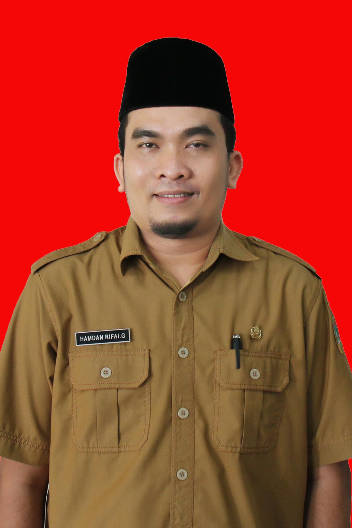 Hamdan Rifai G., SH