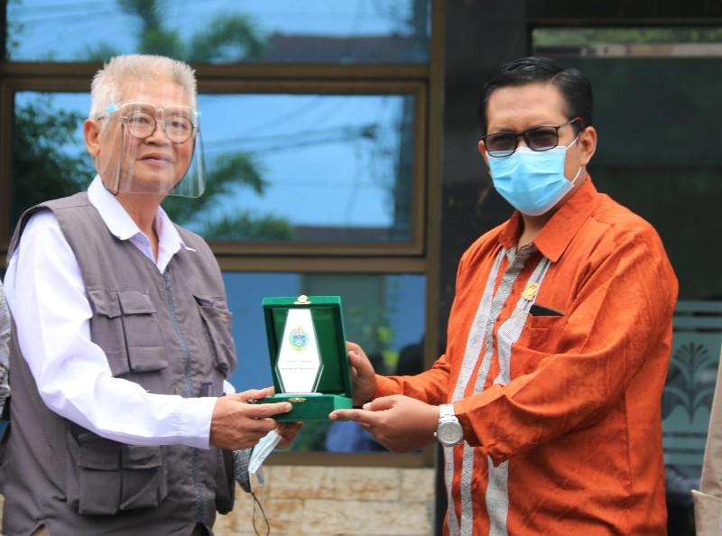 Komisi A DPRD Provinsi Sumatera Utara Kunjungan Kerja  ke PT.STTC Kota Pematang Siantar